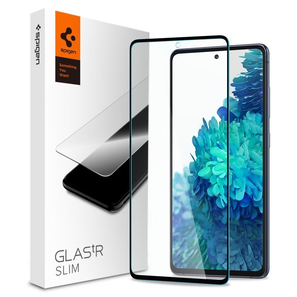 Galaxy S20 FE Full Screen Protector GLAS.tR SLIM