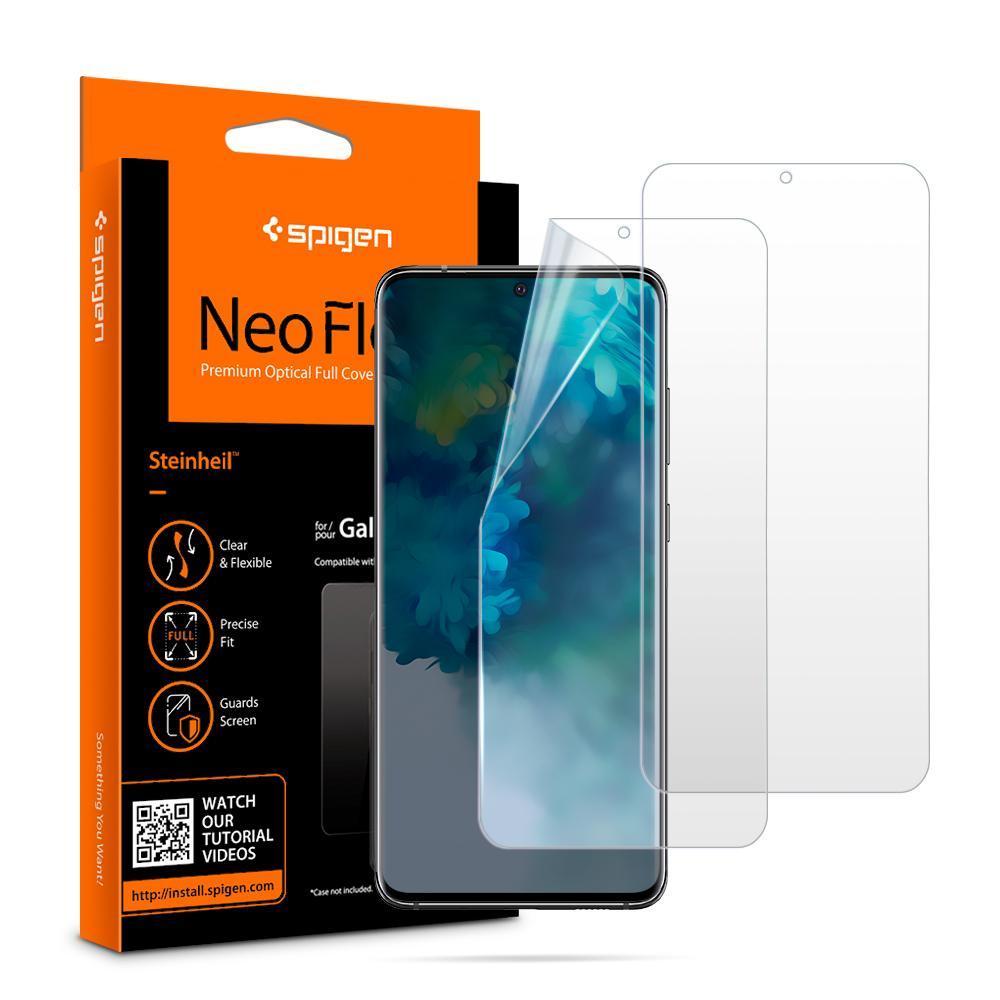 Galaxy S20 Screen Protector Neo Flex HD (2-pack)