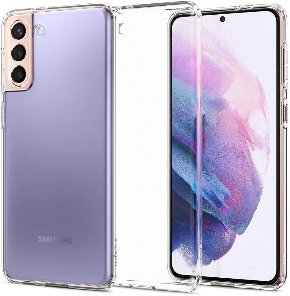 Galaxy S21 Plus Case Liquid Crystal Clear