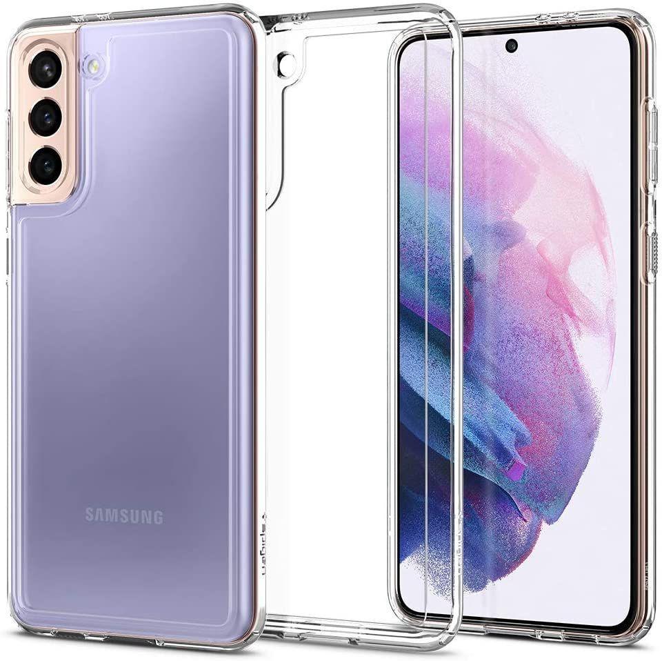 Galaxy S21 Plus Case Ultra Hybrid Crystal Clear