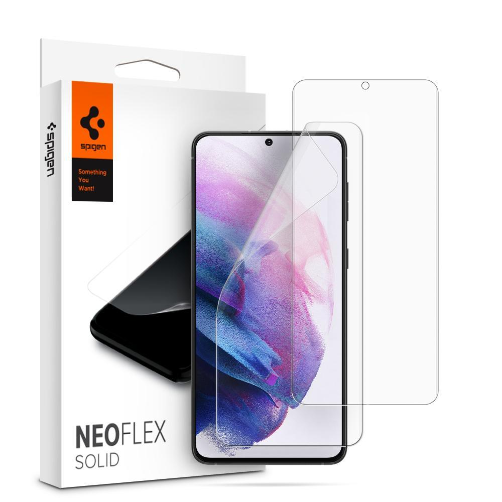 Galaxy S21 Screen Protector Neo Flex Solid (2-pack)