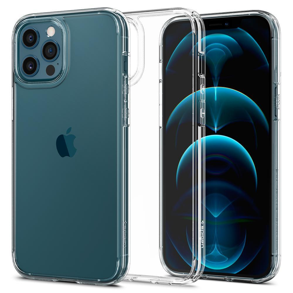iPhone 12/12 Pro Case Ultra Hybrid Crystal Clear