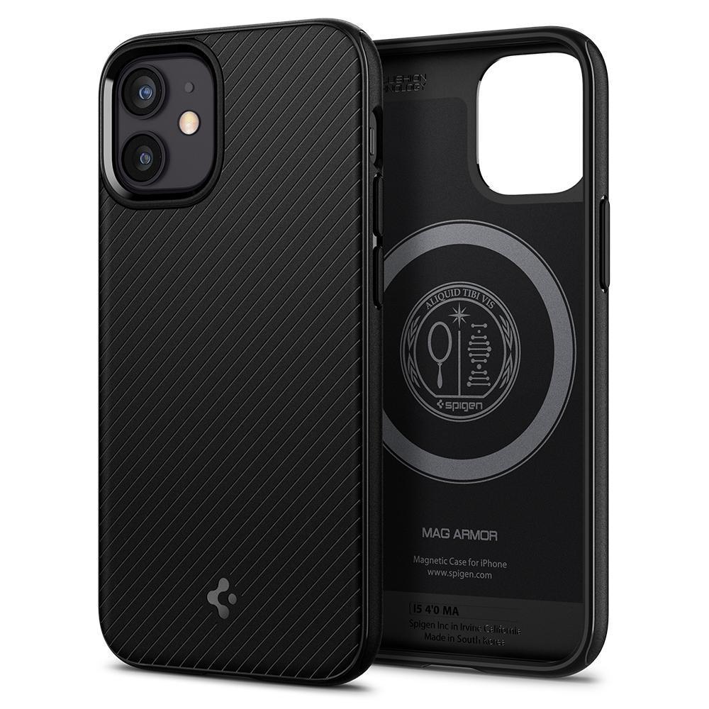 iPhone 12 Mini Case Mag Armor Black