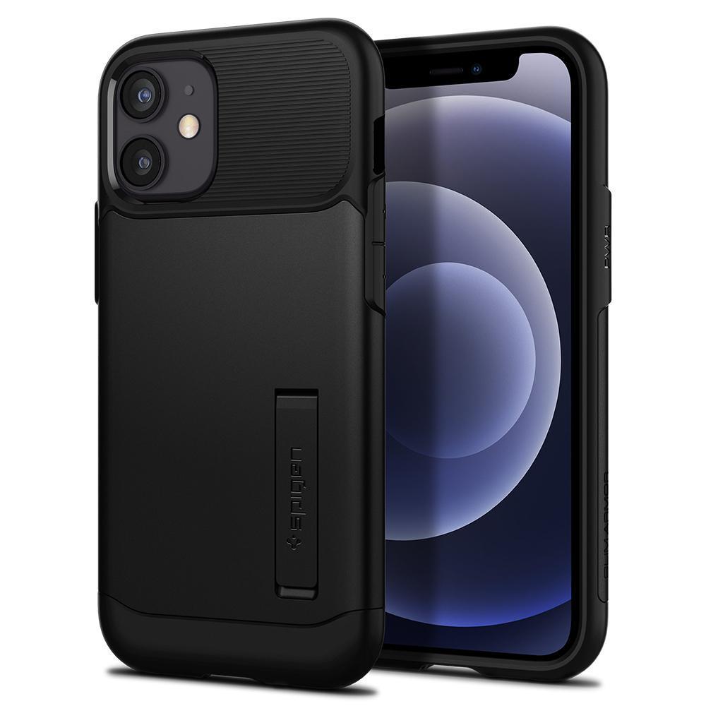 iPhone 13 Case Slim Armor Black