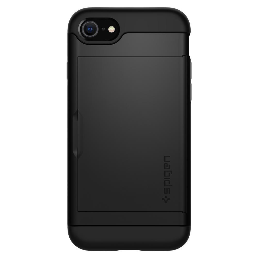 iPhone 7/8/SE 2020 Case Slim Armor CS Black