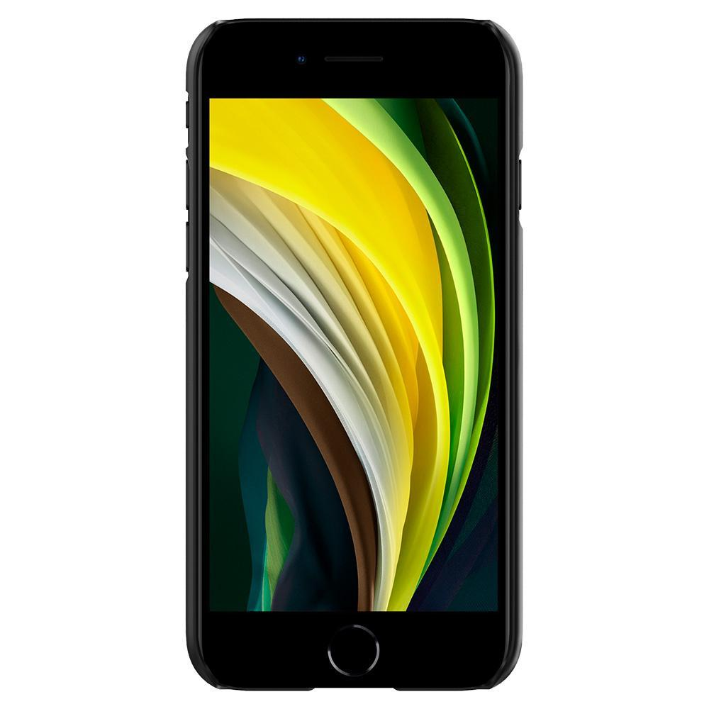 iPhone 7/8/SE 2020 Case Thin Fit Black