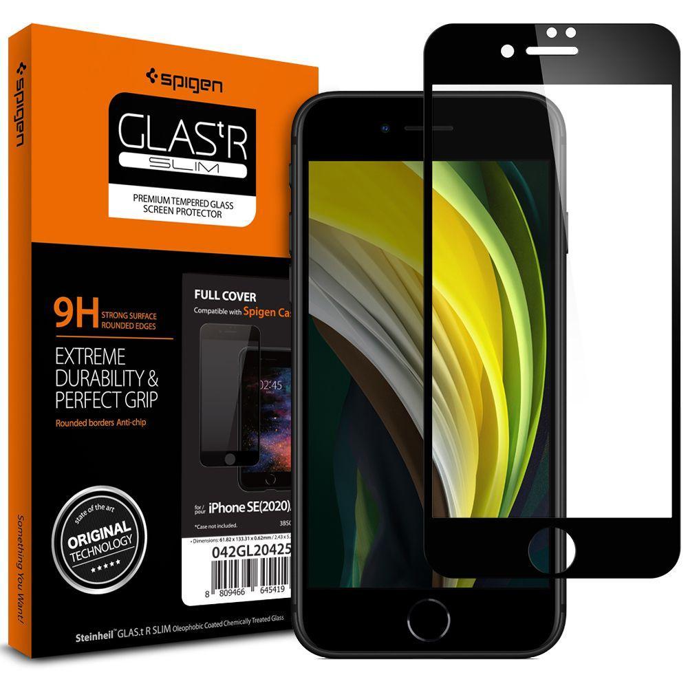 iPhone SE 2020/8/7 Screen Protector GLAS.tR SLIM