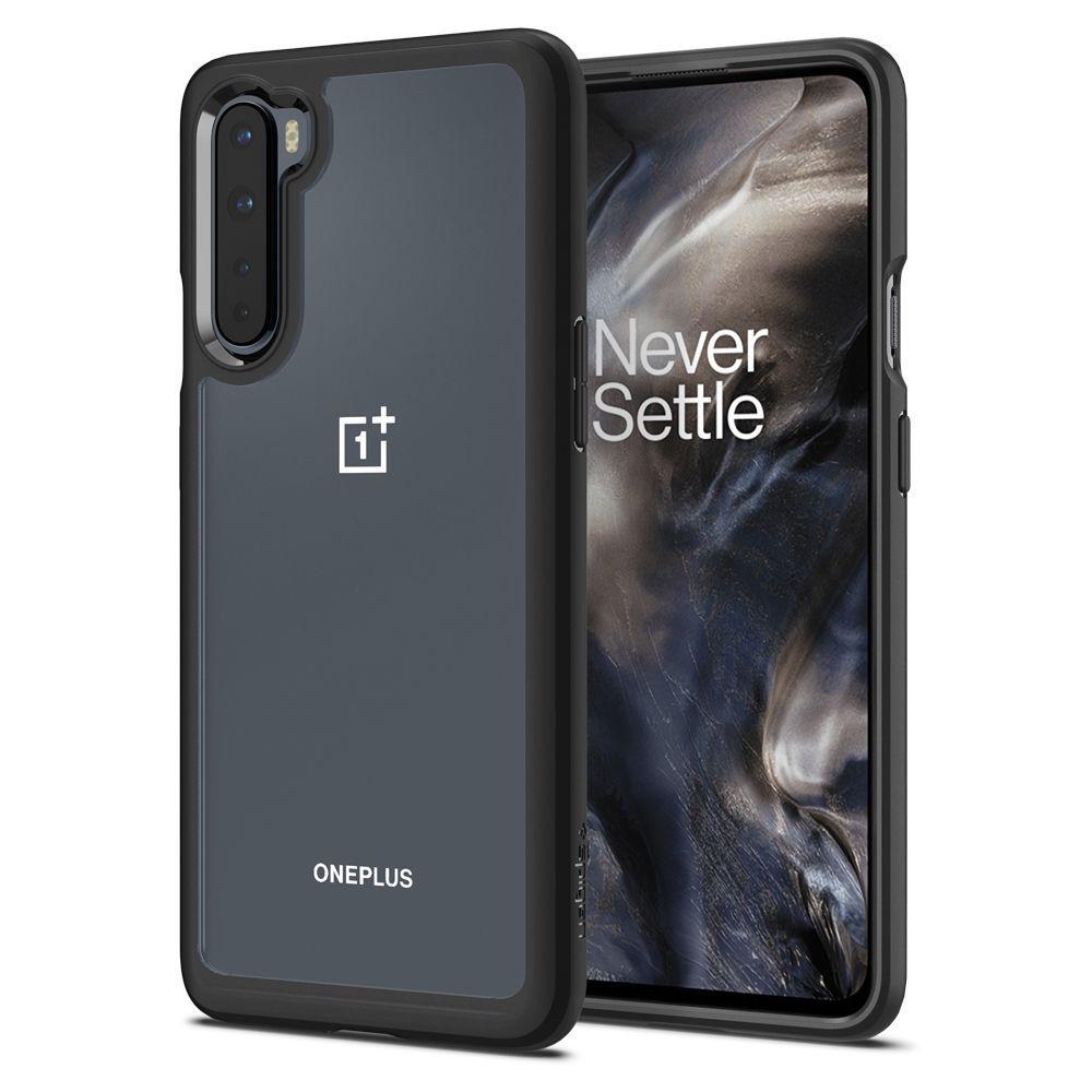 OnePlus Nord Case Ultra Hybrid Matte Black
