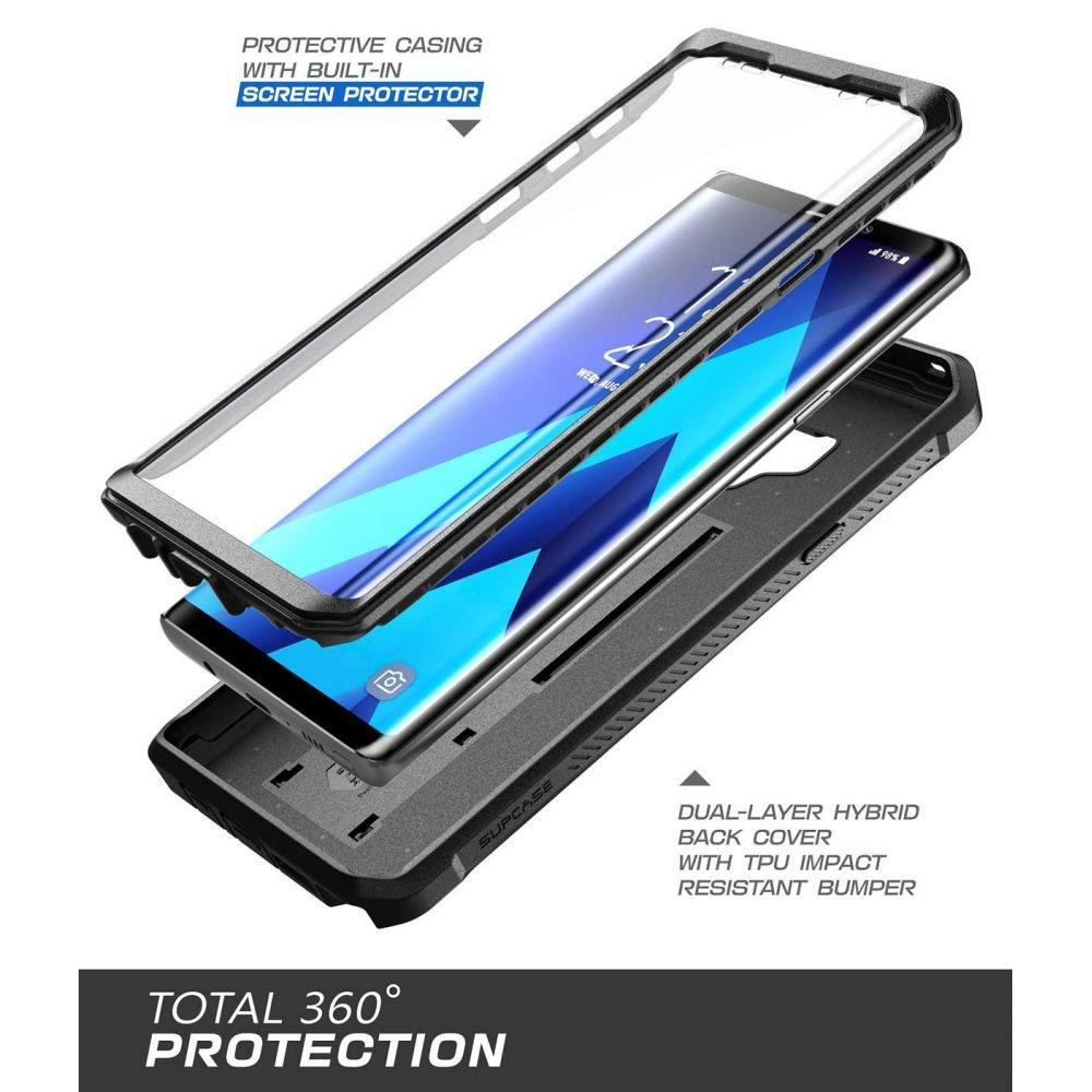 Unicorn Beetle Pro Case Galaxy Note 9 Black