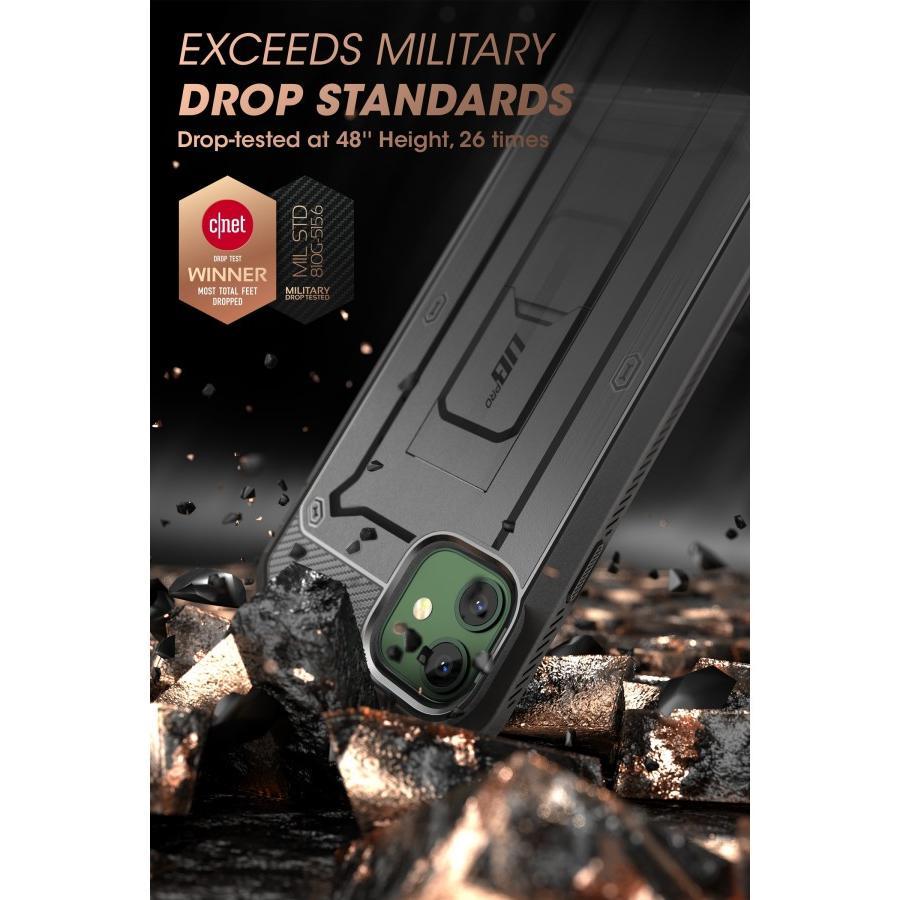 Unicorn Beetle Pro Case iPhone 11 Black
