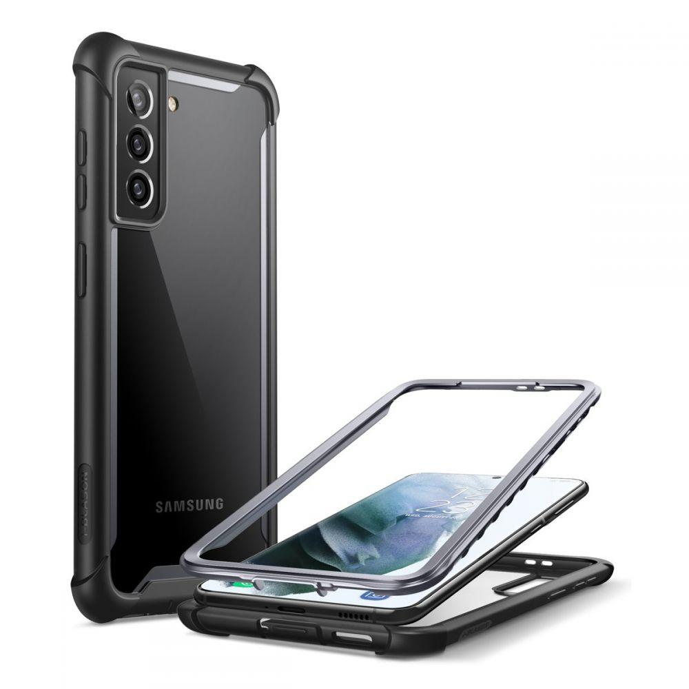 Ares Clear Case Galaxy S21 Plus Black