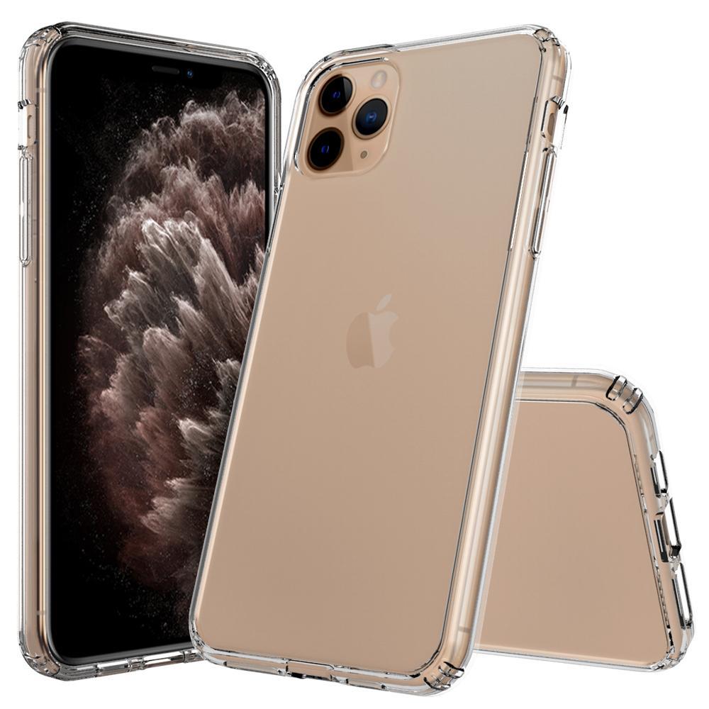 Crystal Hybrid Case iPhone 11 Pro Transparent