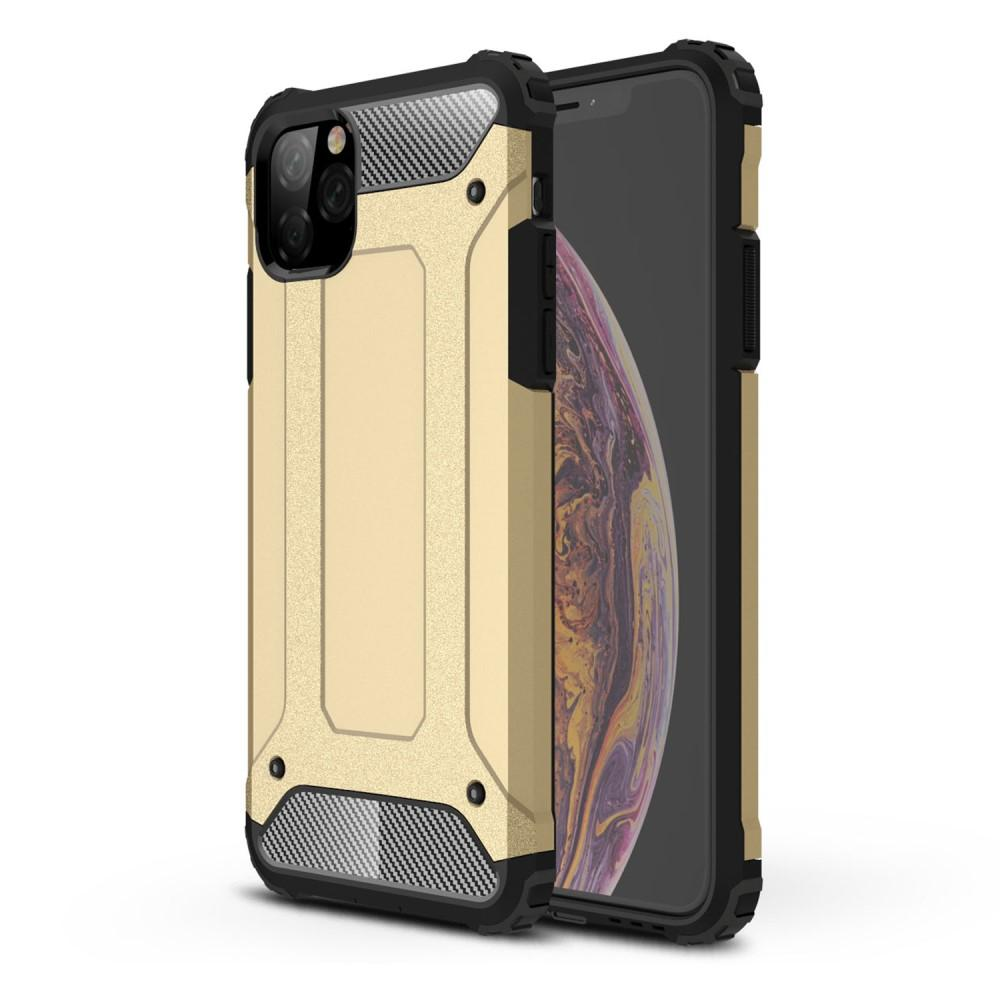 Hybriddeksel Tough iPhone 11 Pro Max gull