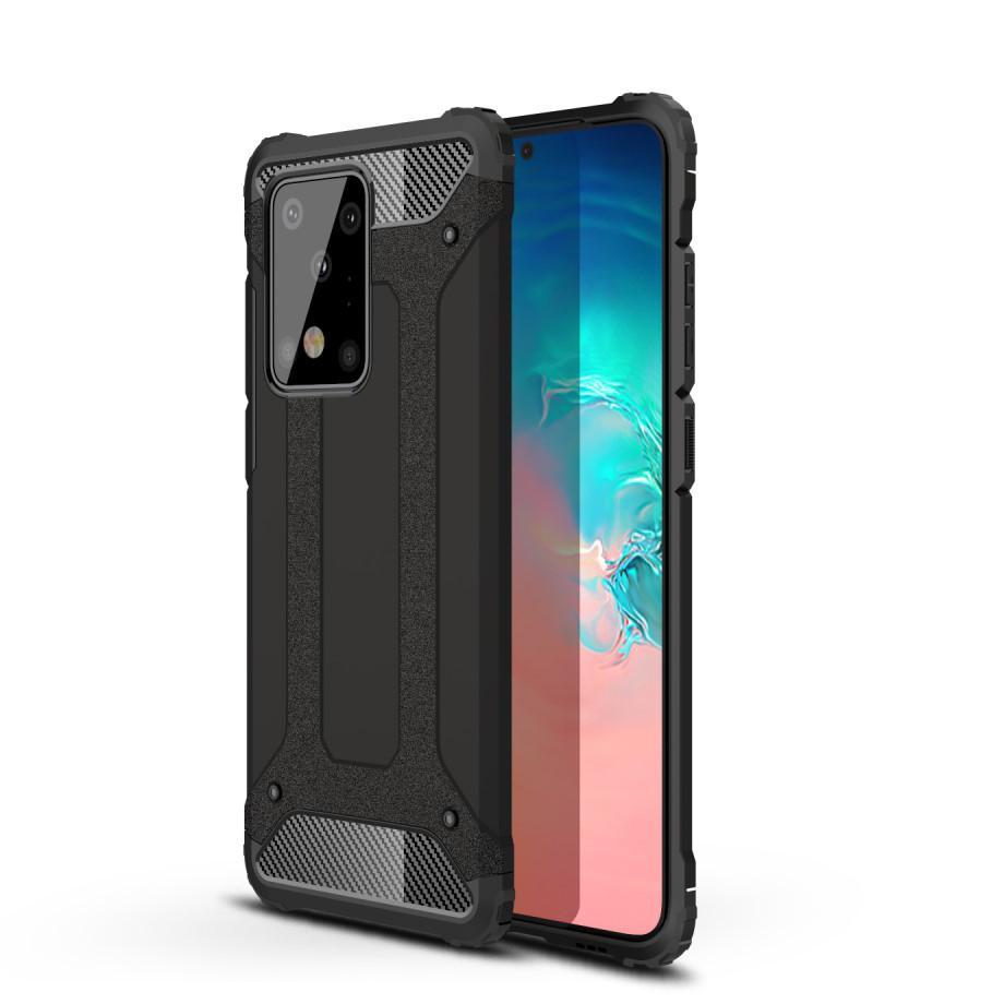 Hybriddeksel Tough Samsung Galaxy S20 Ultra svart