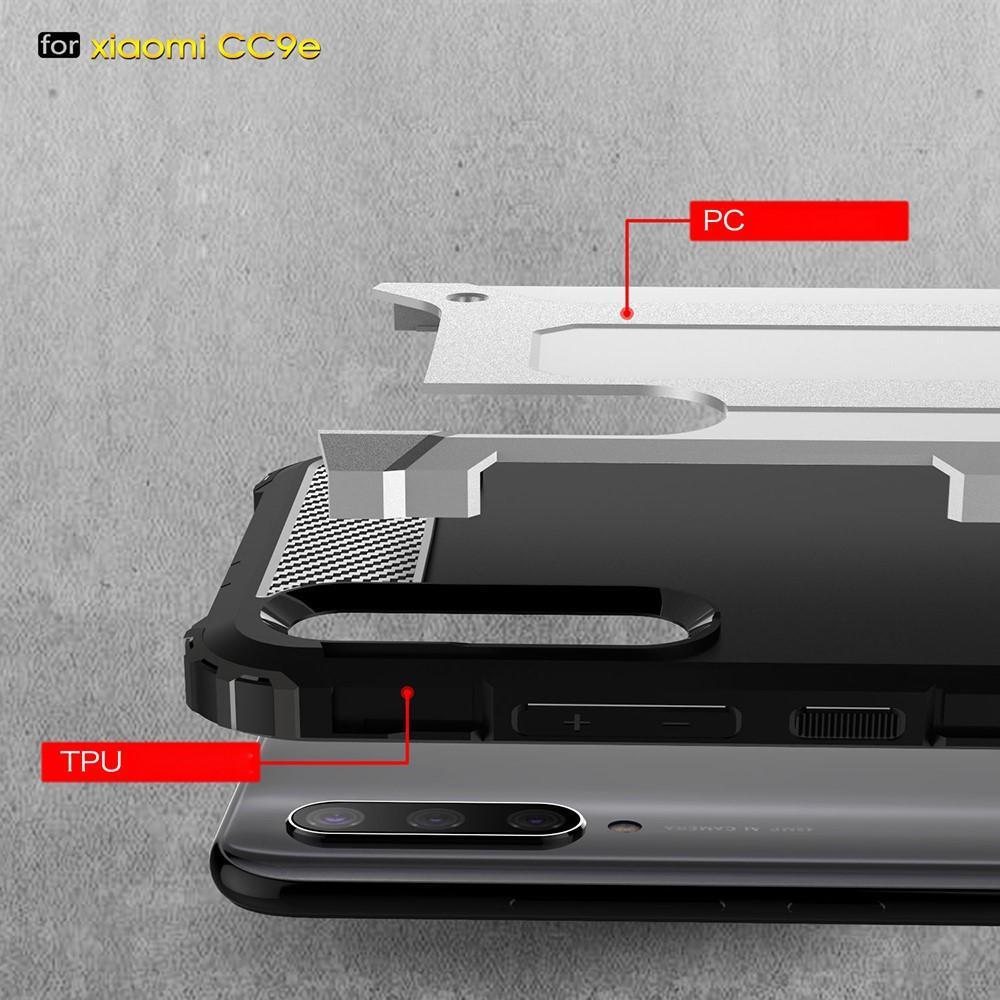 Hybriddeksel Tough Xiaomi Mi A3 svart