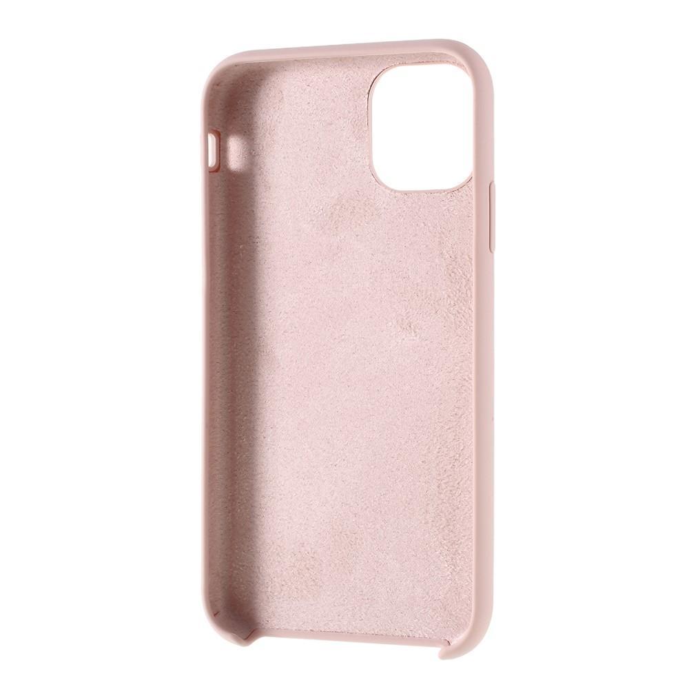 Liquid Silicone Case iPhone 11 Pink