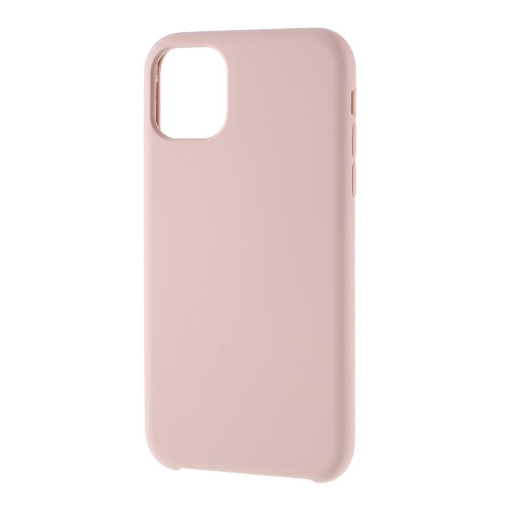 Liquid Silicone Case iPhone 11 Pro Pink