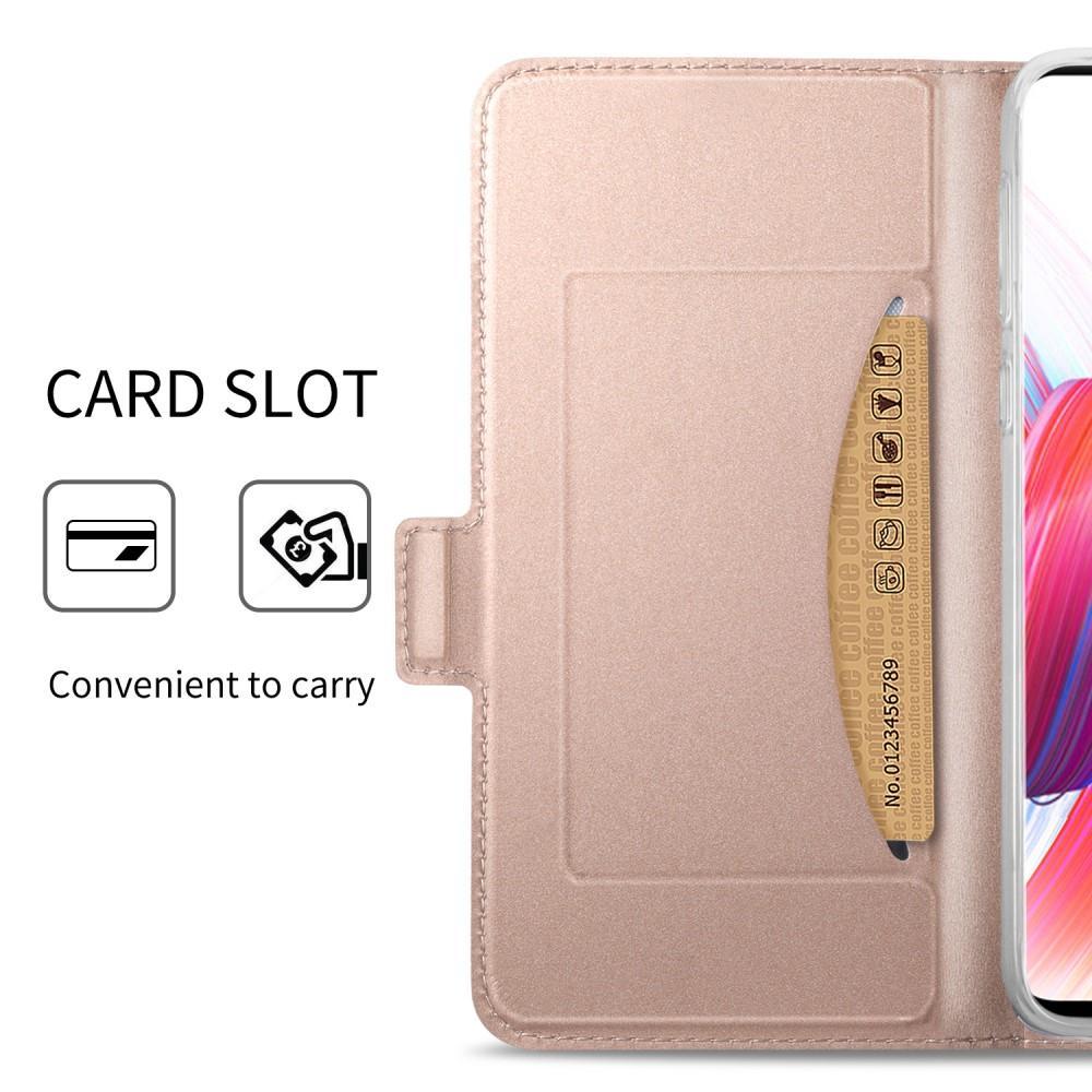 Slim Card Wallet Galaxy S10 rosegull