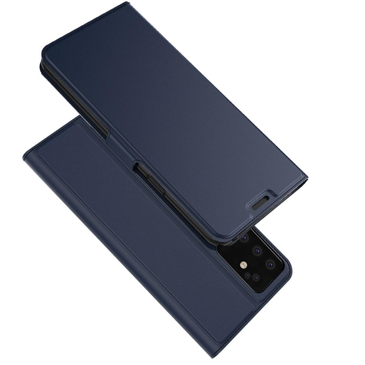 Slim Card Wallet Galaxy S20 Plus blå