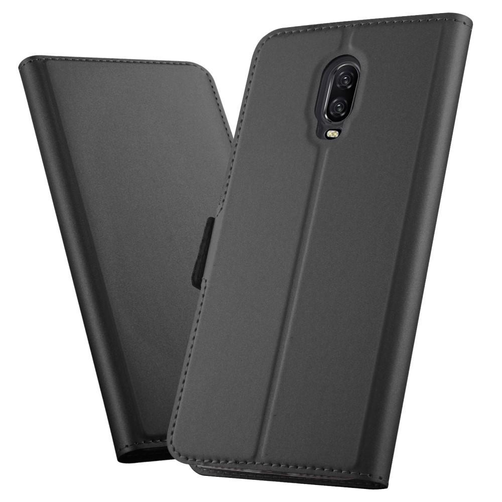 Slim Card Wallet OnePlus 6T grå