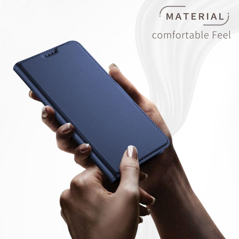 Slim Card Wallet Samsung Galaxy J4 Plus 2018 navy