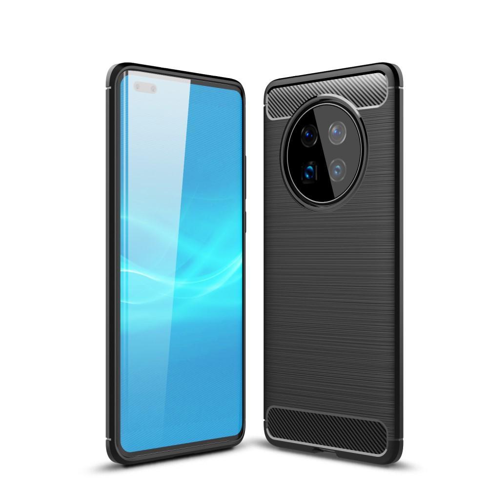 Brushed TPU Deksel Huawei Mate 40 Pro Black