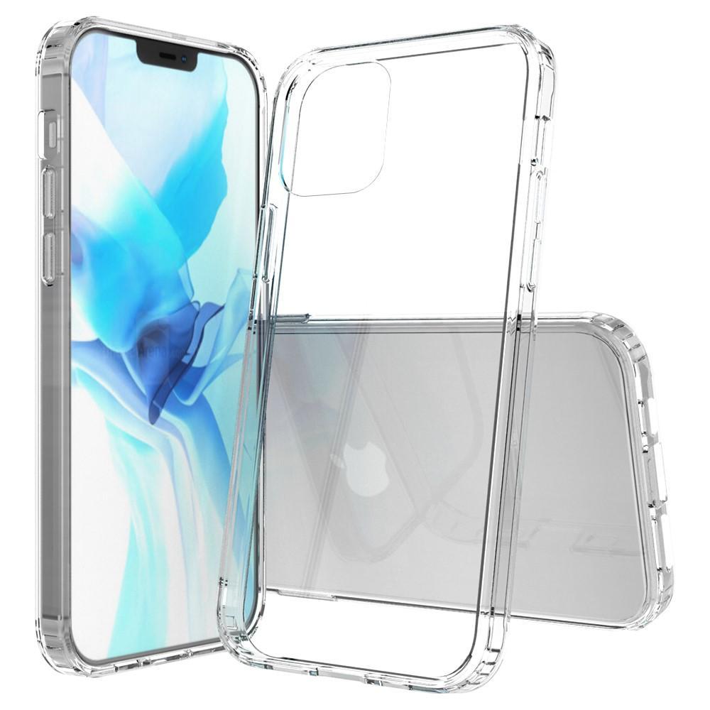 Crystal Hybrid Case iPhone 12/12 Pro Transparent