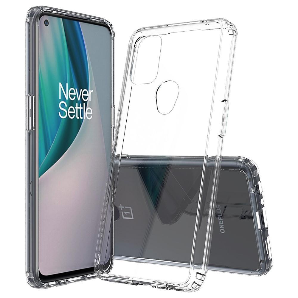 Crystal Hybrid Case OnePlus Nord N10 5G Transparent