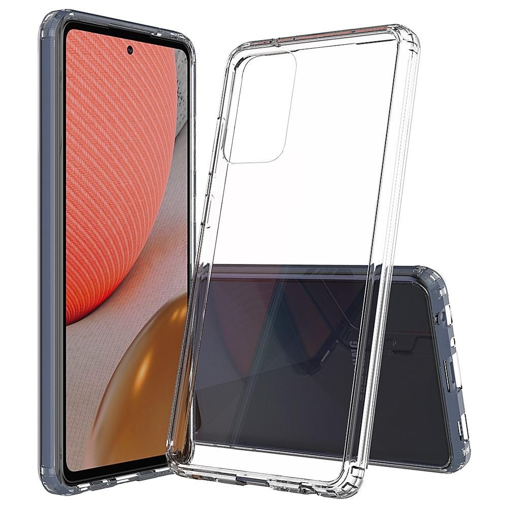 Crystal Hybrid Case Samsung Galaxy A72 5G Transparent