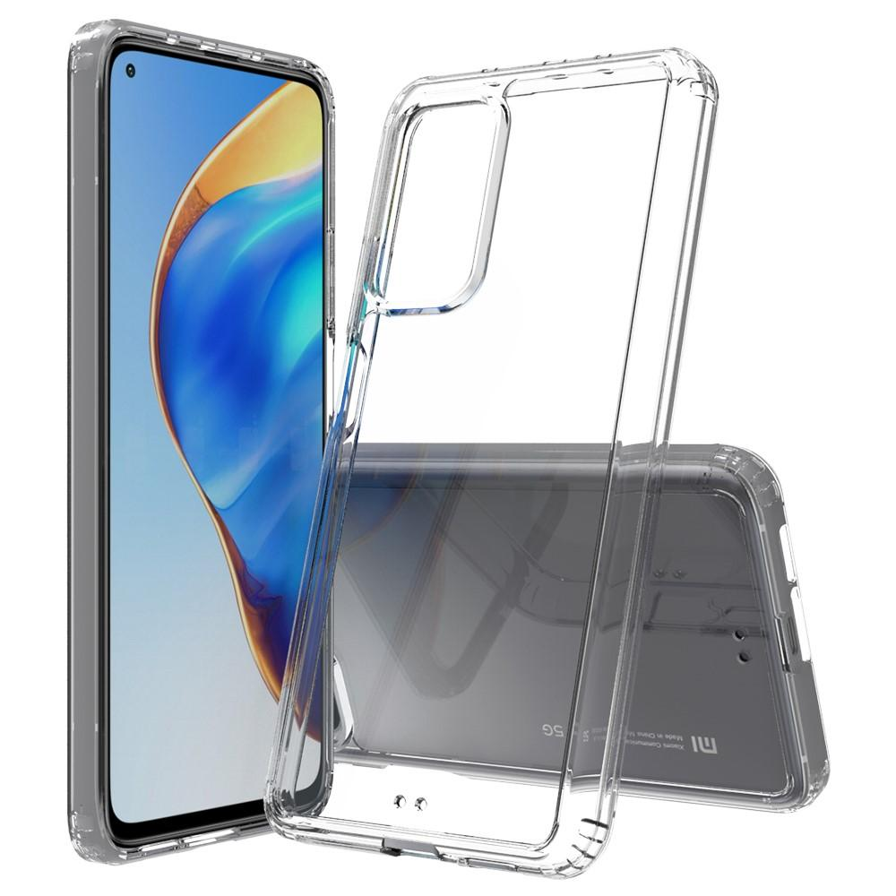 Crystal Hybrid Case Xiaomi Mi 10T/10T Pro Transparent