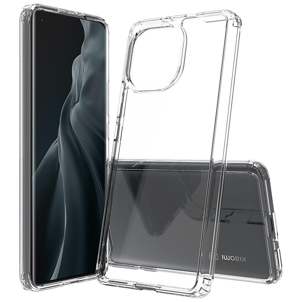 Crystal Hybrid Case Xiaomi Mi 11 Transparent