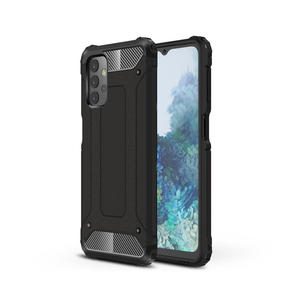 Hybriddeksel Tough Galaxy A32 5G svart