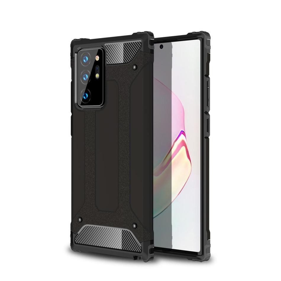 Hybriddeksel Tough Samsung Galaxy Note 20 Ultra svart