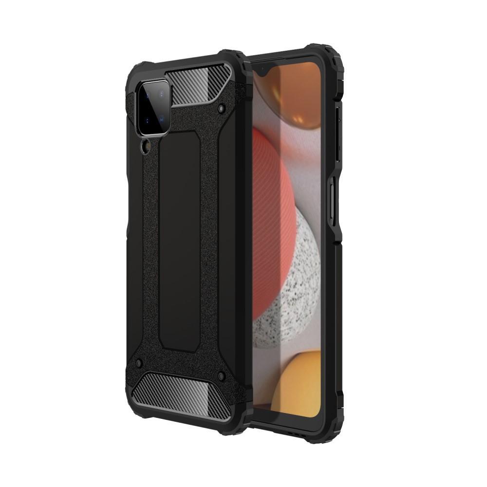 Hybriddeksel Tough Samsung Galaxy A12 svart
