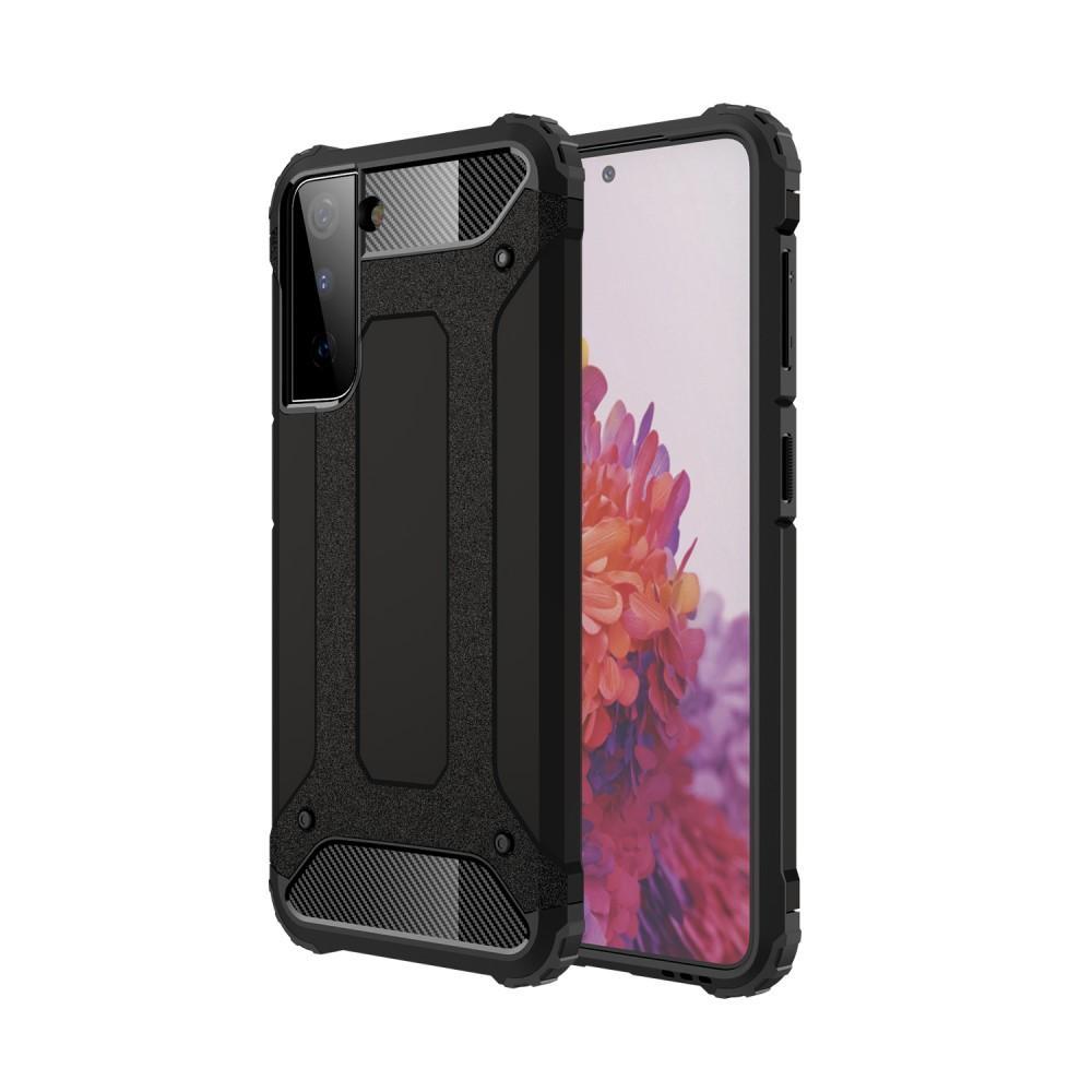 Hybriddeksel Tough Samsung Galaxy S21 Plus svart