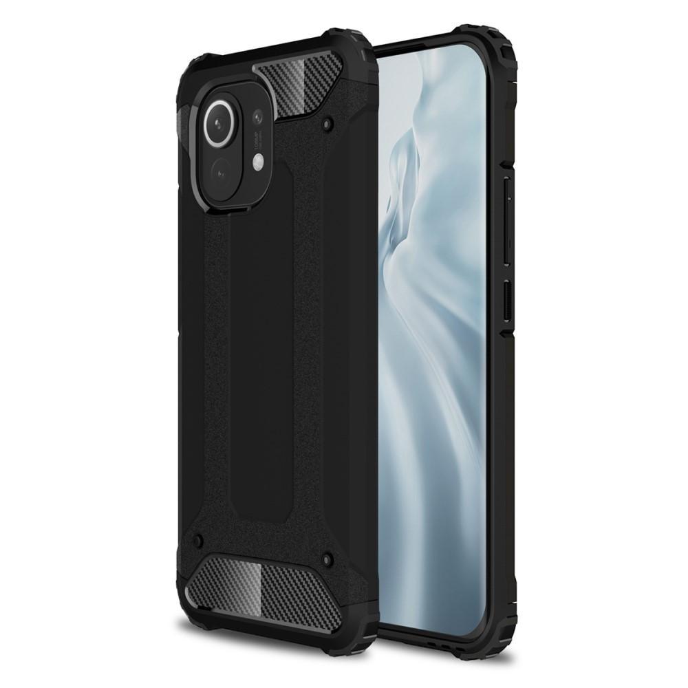 Hybriddeksel Tough Xiaomi Mi 11 svart