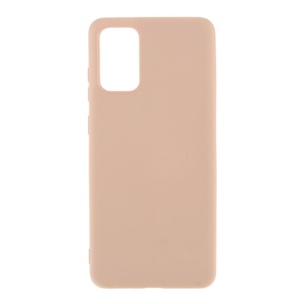 Liquid Silicone Case Galaxy S20 Plus Pink