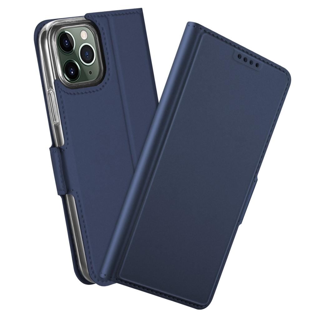 Slim Card Wallet iPhone 12/12 Pro blå