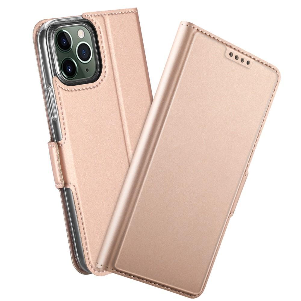 Slim Card Wallet iPhone 12/12 Pro rosegull