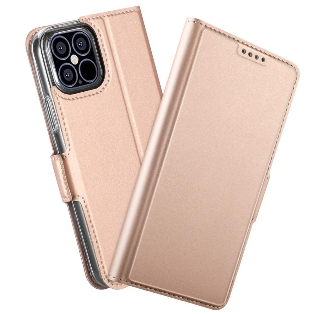 Slim Card Wallet iPhone 12 Pro Max rosegull