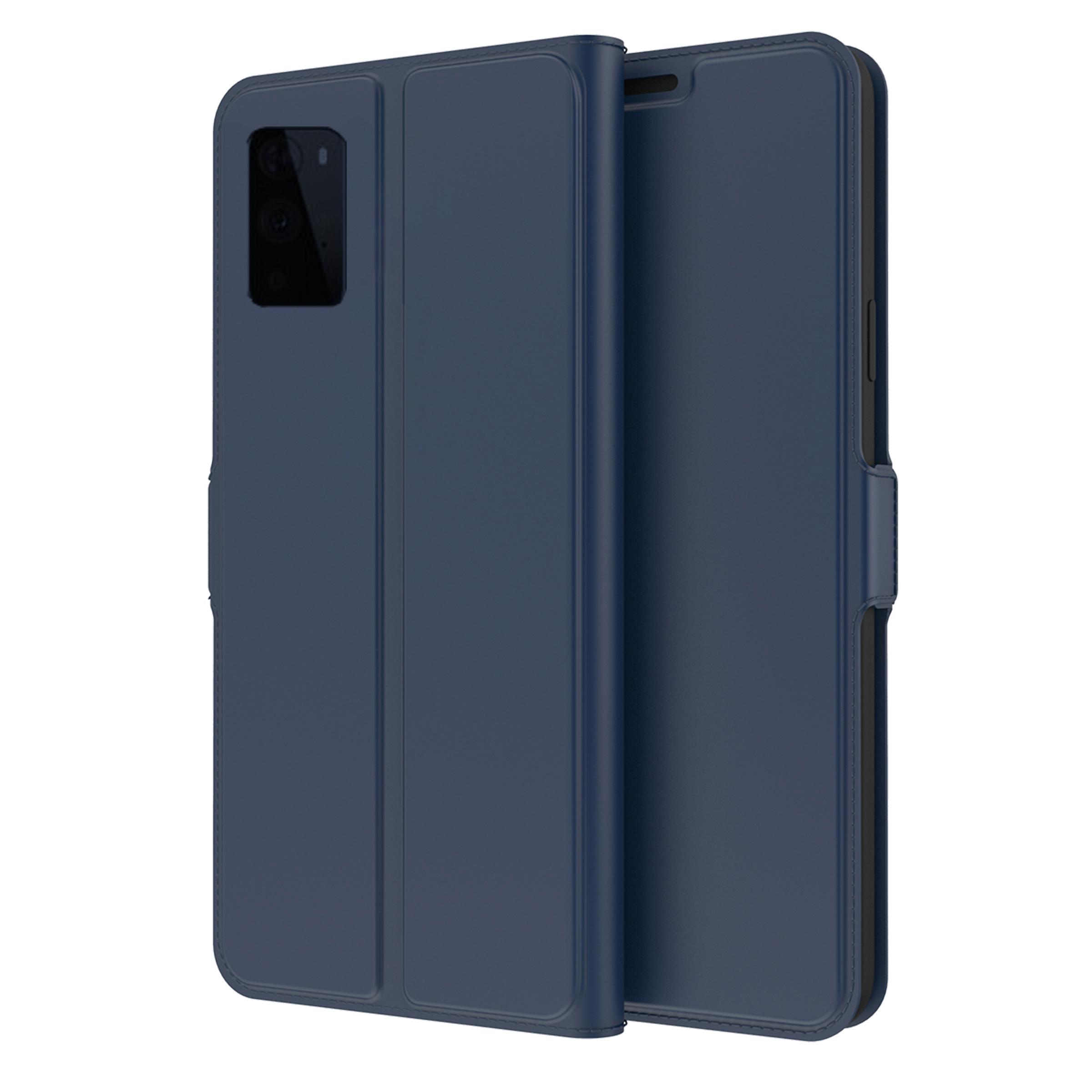 Slim Card Wallet OnePlus 9 blå