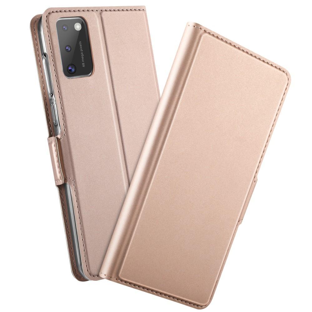 Slim Card Wallet Samsung Galaxy A41 rosegull