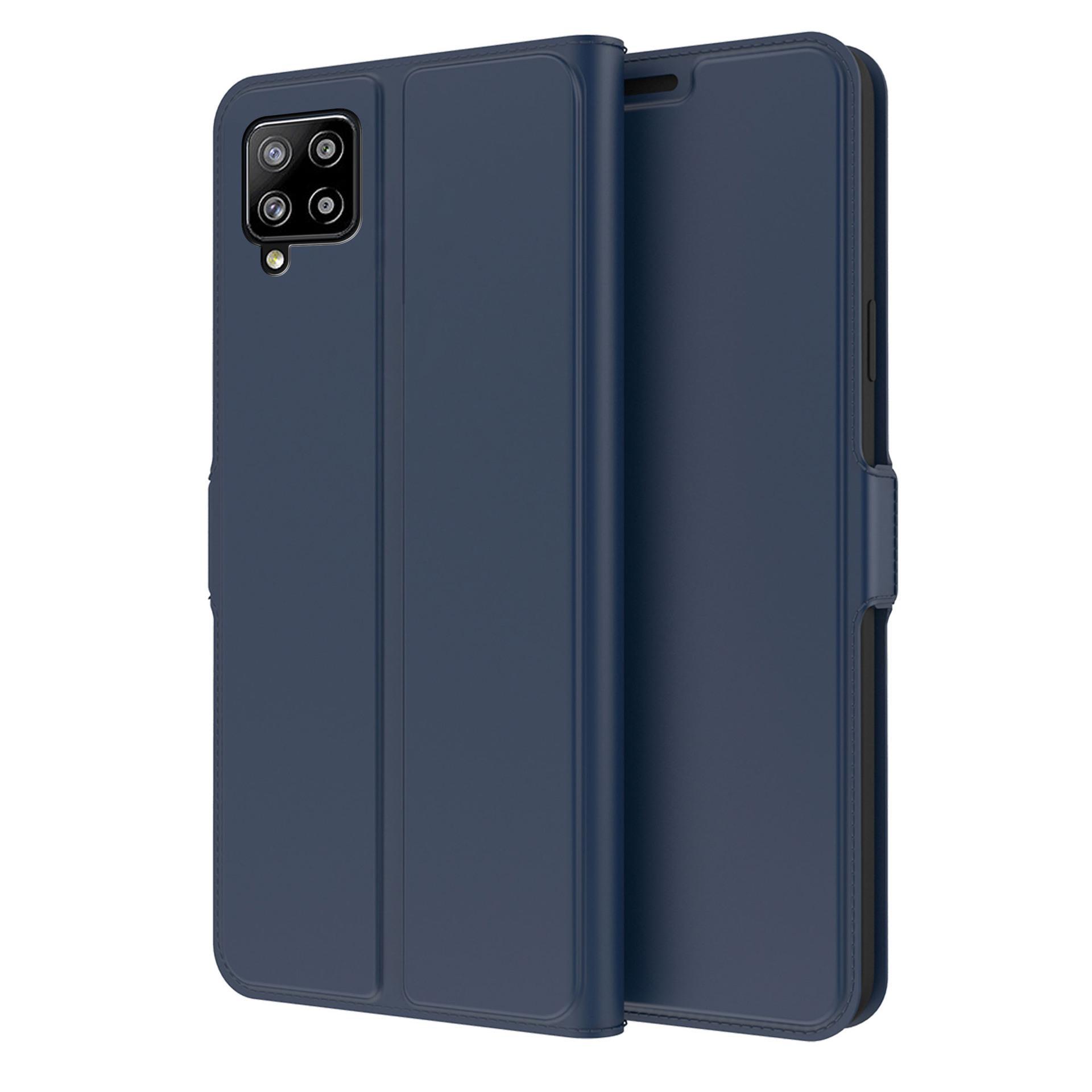 Slim Card Wallet Samsung Galaxy A42 5G blå