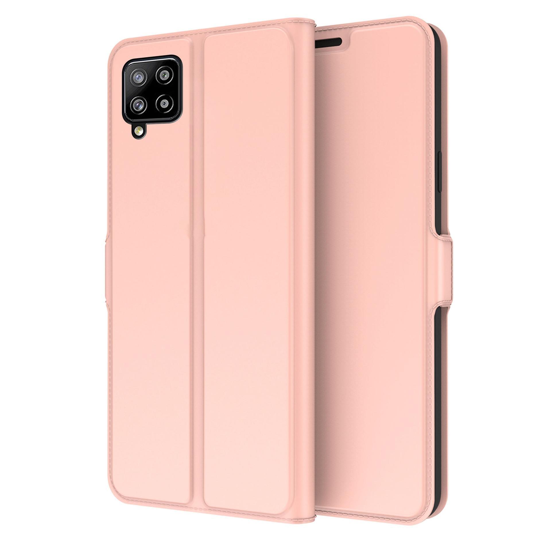 Slim Card Wallet Samsung Galaxy A42 5G rosegull