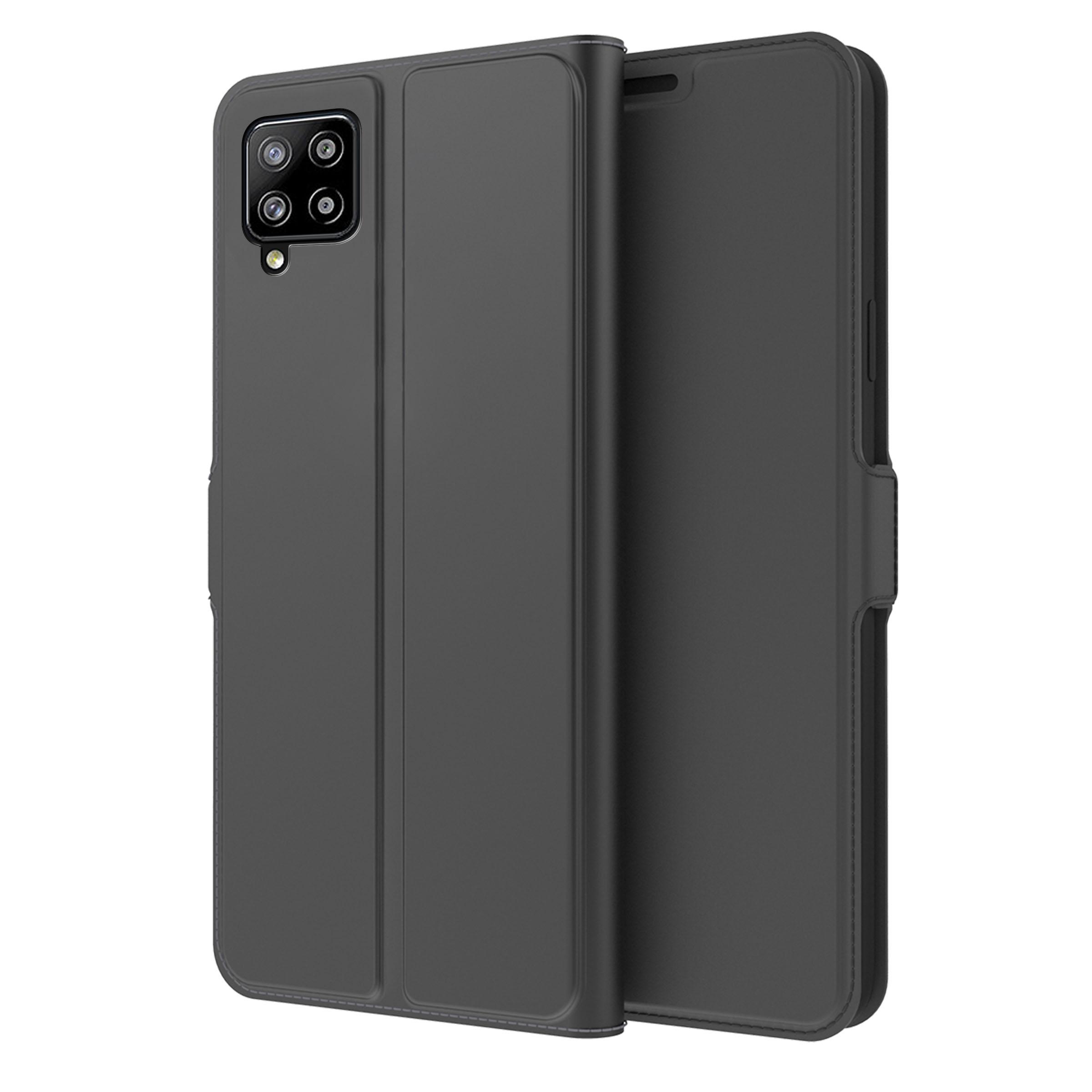 Slim Card Wallet Samsung Galaxy A42 5G svart