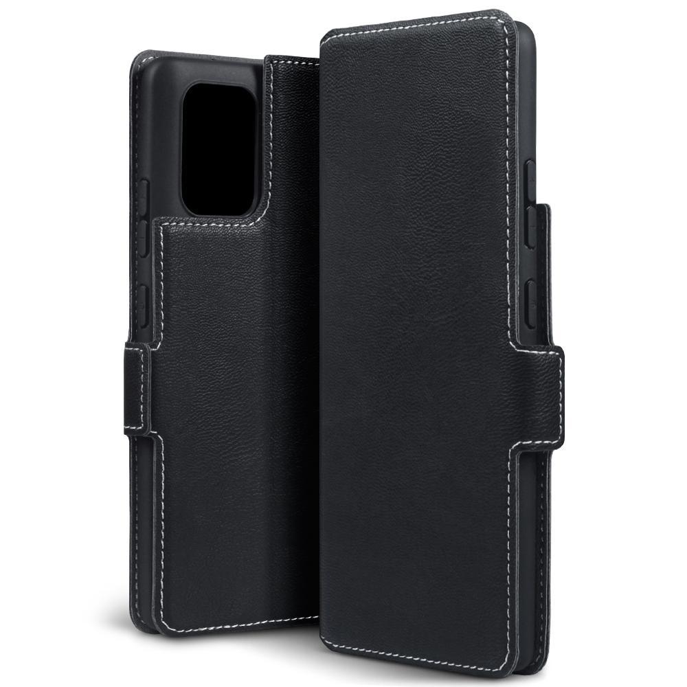Low Profile Mobiletui Samsung Galaxy S10 Lite svart