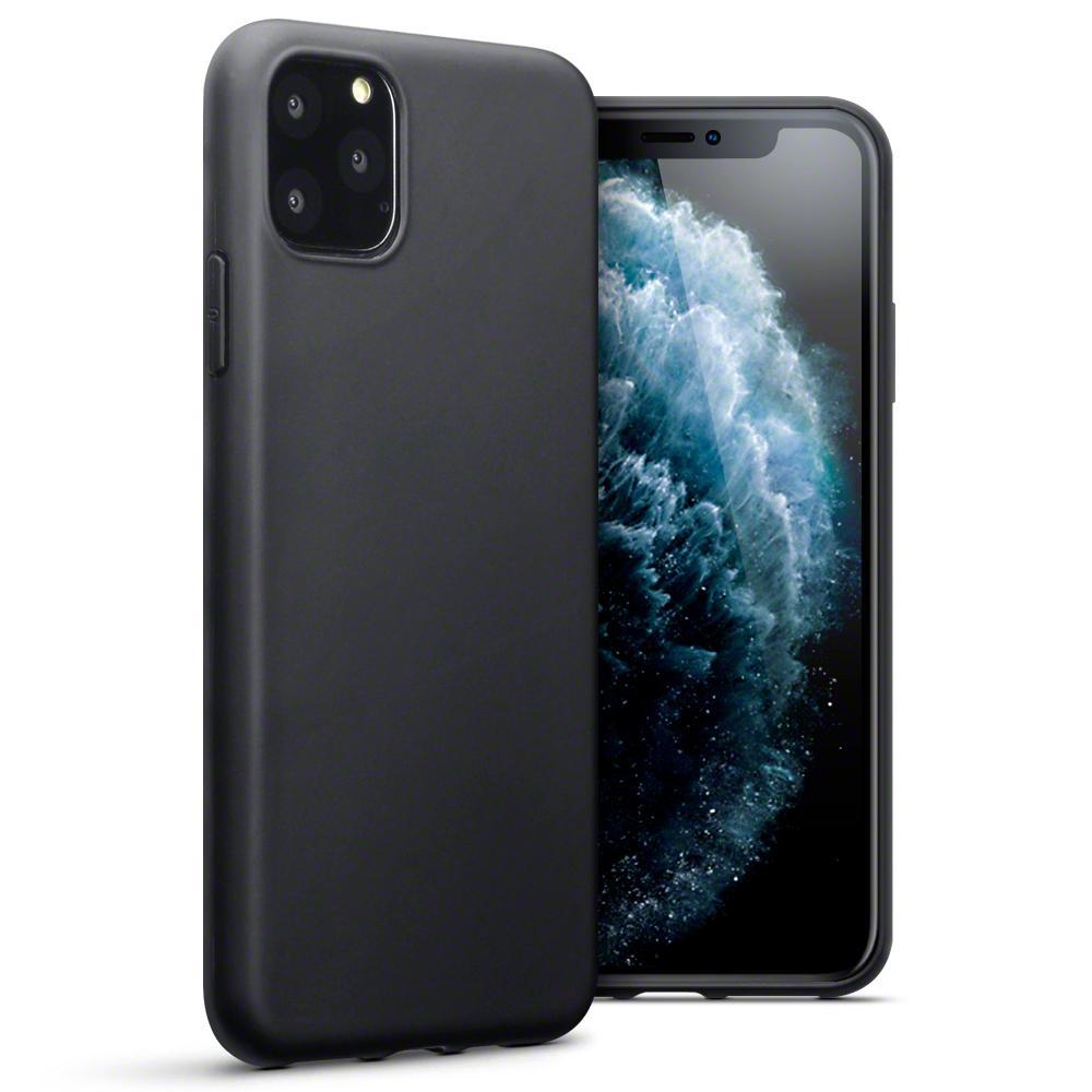 TPU Deksel iPhone 11 Pro Max svart
