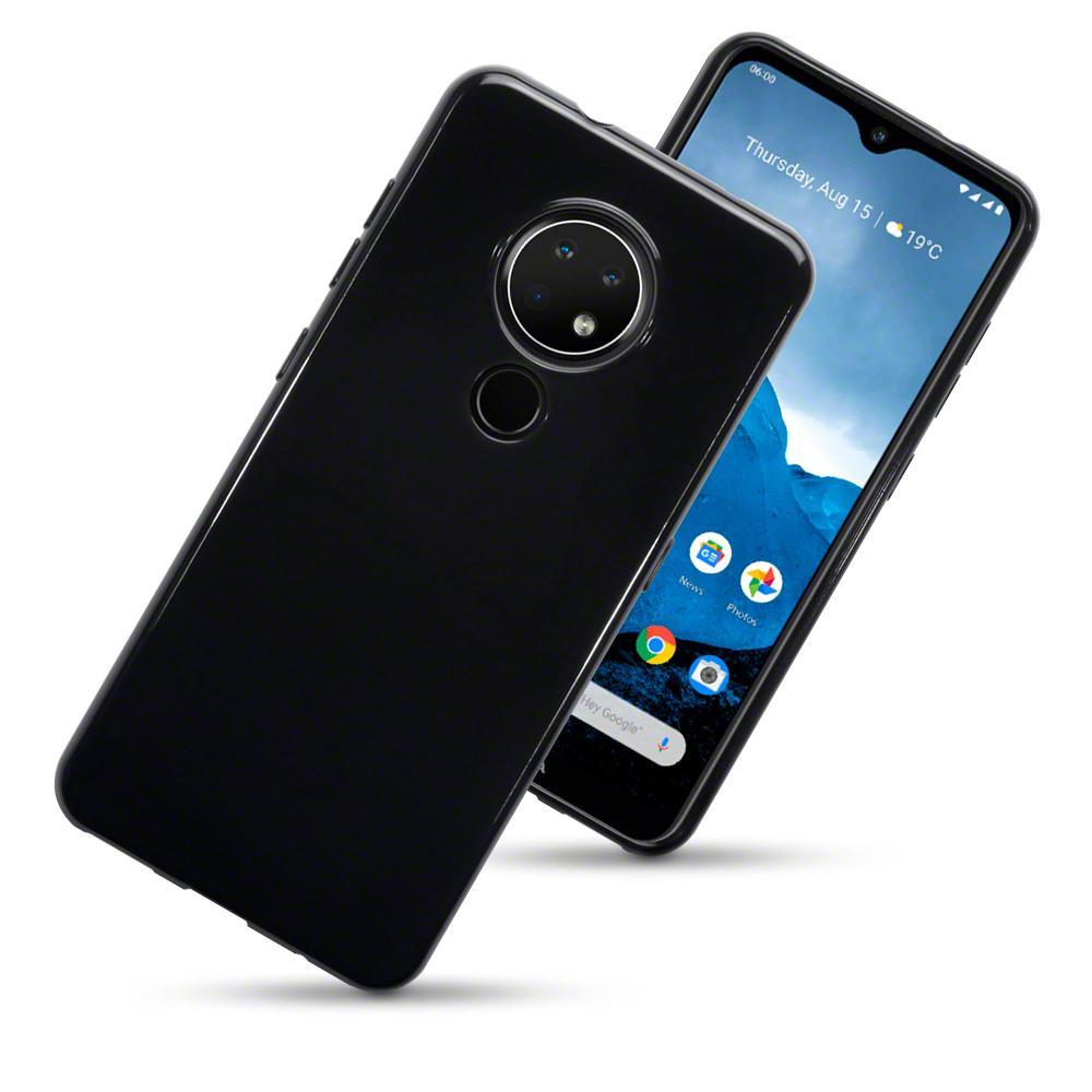 TPU Deksel Nokia 6.2/7.2 svart