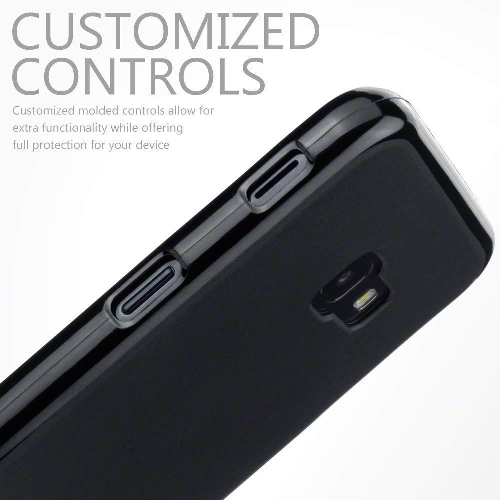 TPU Deksel Samsung Galaxy J4 Plus 2018 svart