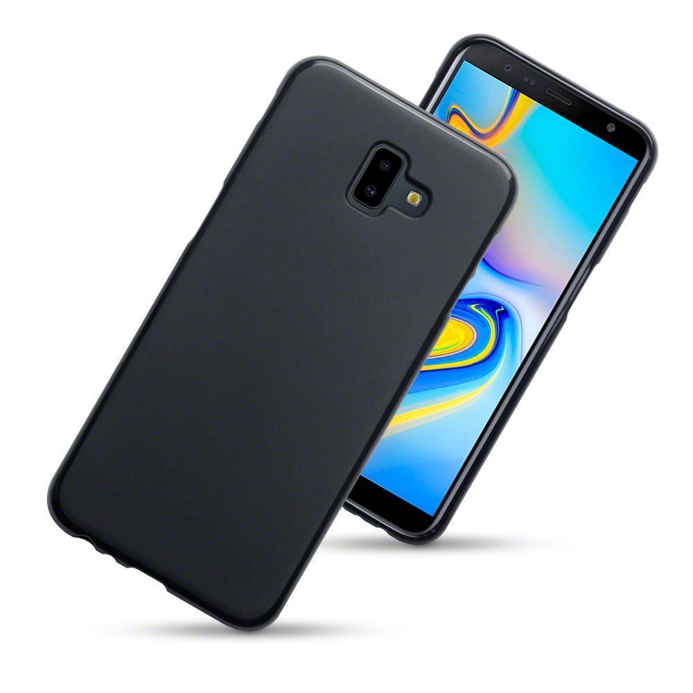 TPU Deksel Samsung Galaxy J6 Plus 2018 svart
